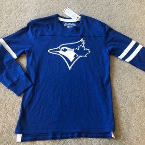 Brand new mens Blue Jays shirt